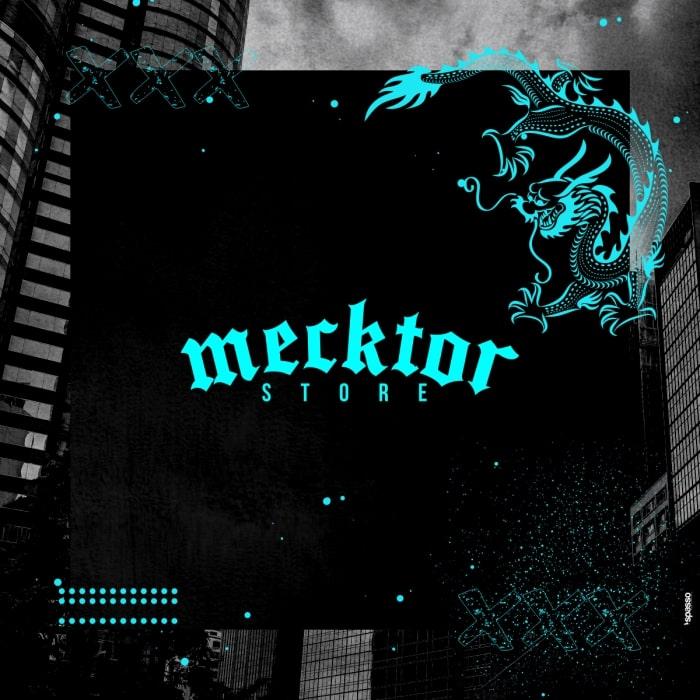 Identidade Visual Mecktor store